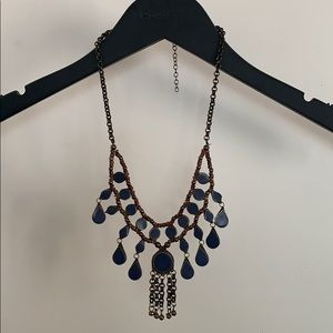 Free People Beaded Necklace